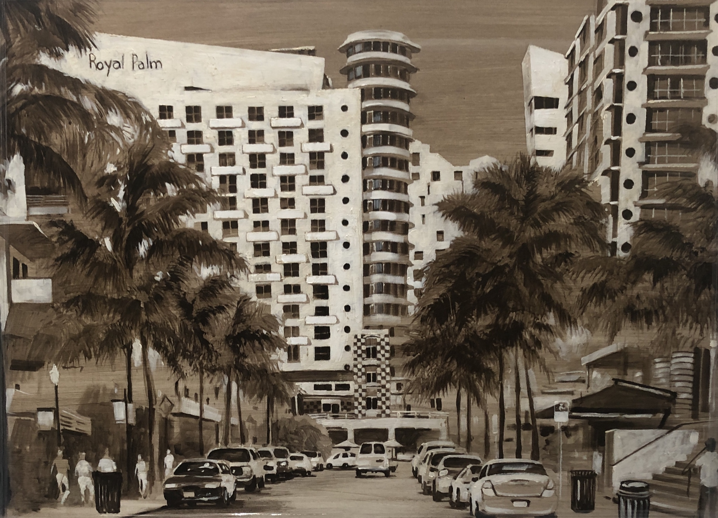 Serie Miami, 2018